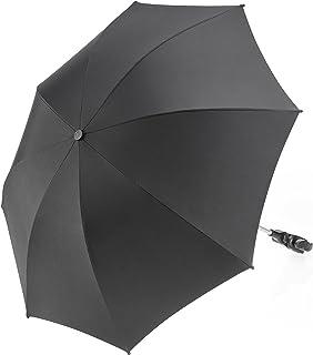 comprar comparacion Zamboo - Sombrilla universal Carrito de bebé - Silla de paseo - Parasol flexible con soporte para tubos redondos y ovalado...