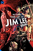 Dc Comics - the Art of Jim Lee 2