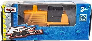 Fresh Metal - Free Wheeler Diecast Car - 3 inch - Bulldozer
