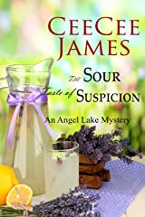 The Sour Taste of Suspicion: An Angel Lake Mystery (Walking Calamity Cozy Mystery Book 3) Kindle Edition