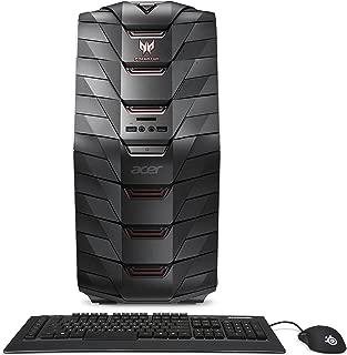 Acer Predator AG6-710-70001 Gaming Desktop (6th Gen Intel Core i7, Windows 10, 16GB DDR4, NVIDIA GTX 970)