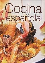 Cocina española : 365 recetas