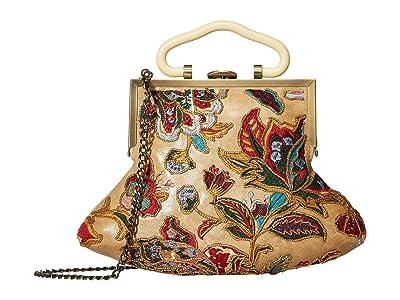Patricia Nash Almarza Shoulder Bag (Sand/Multi) Shoulder Handbags
