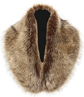 Best scarf fur collar Reviews