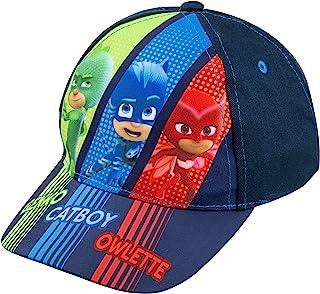 PJMasks Boys Hat Baseball Cap Gekko Catboy Owlette Blue
