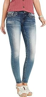 Vigoss Embellished Pocket Skinny Jean