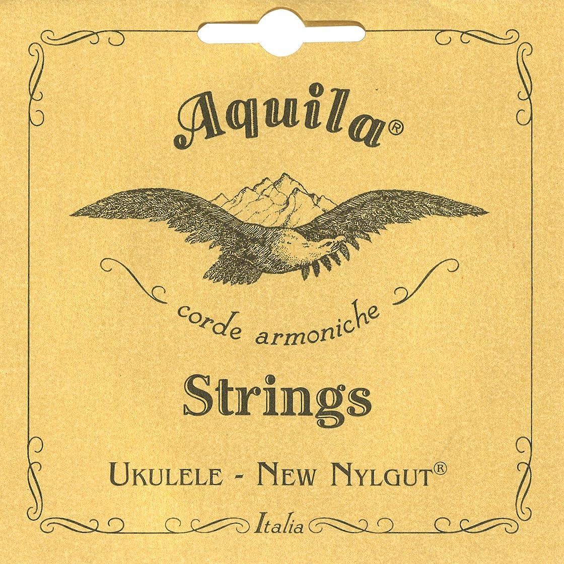 所持悪の哲学博士Aquila アクィーラ テナーウクレレ用弦 76センチメートル AQ-TR     10U