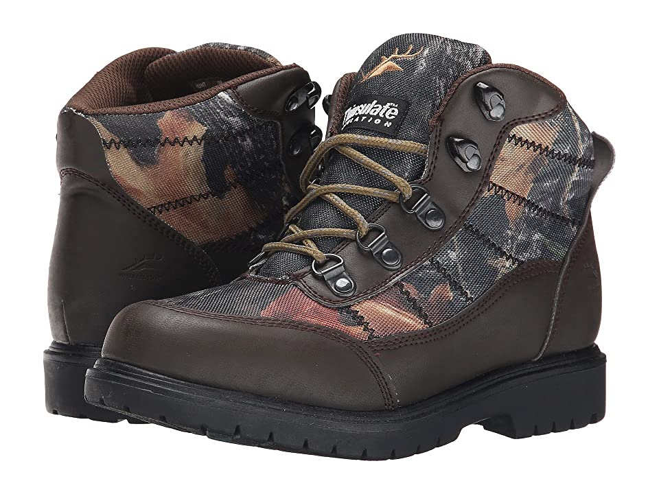 Deer Stags Kids Hunt (Little Kid/Big Kid) (Camo) Boys Shoes