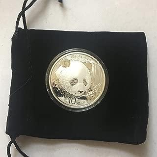 2018 silver panda coin