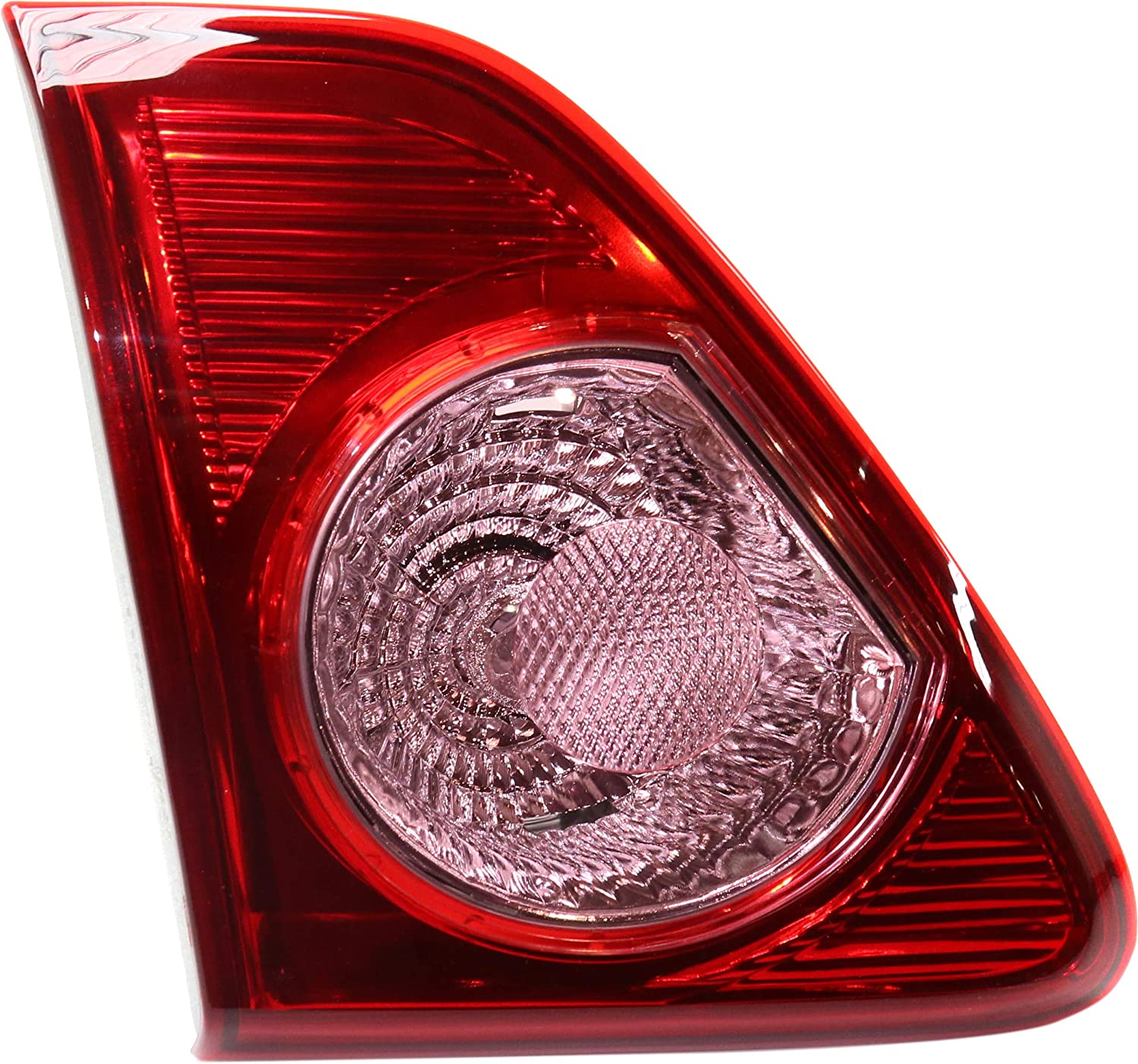 Evan-Fischer Tail Light Assembly with 2009-2010 Our shop most popular Max 71% OFF Toyot Compatible