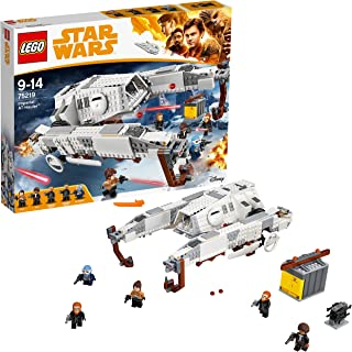 LEGO Star Wars - Imperial AT-Hauler, Juguete