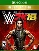 Best WWE 2K18 Deluxe Edition - Xbox One Review