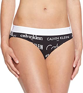 Calvin Klein Women's Heritage Logo (Retro Comp) Bikini