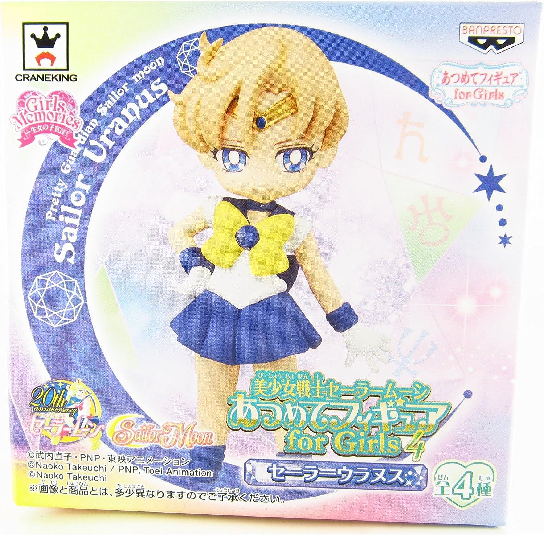 Girls Pretty Guardian Sailor Moon view Vol4 about 25 Sailor Uranus
