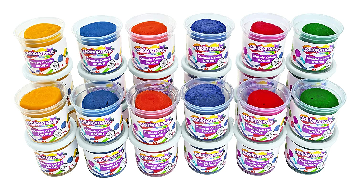 Colorations Classic Dough 5 oz. - Set M Soft Purchase to of 30 and Easy Limited Special Price