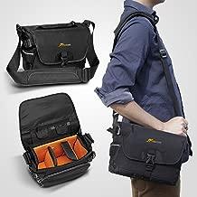 Large Camera Bag, rooCASE DSLR Camera Shoulder Case Bag