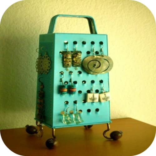 DIY Jewelry Organizer Ideas