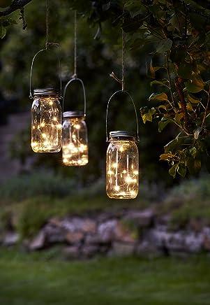 Amazon.es: tarros de cristal: Iluminación