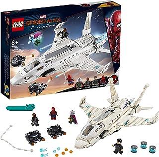 LEGO Super Heroes - Jet Stark y el