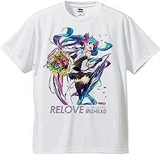 初音ミク/RELOVE feat.Hatsune Miku Tシャツ
