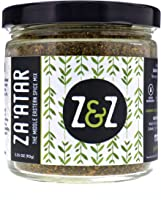 Za'atar by Z&Z (Zaatar/Zatar/Zahtar) – Eat. Good. Za'atar, 3.25oz – The All Natural Middle Eastern Spice Mix You Can Snack On