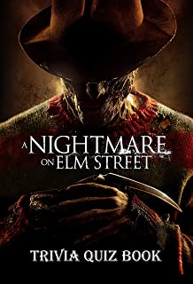A Nightmare On Elm Street: Trivia Quiz Book (English Edition)