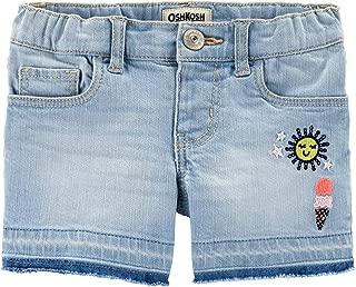 Girls' Denim Shorts