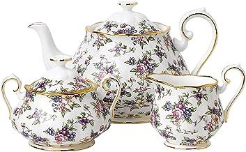 Best royal albert english chintz teapot Reviews
