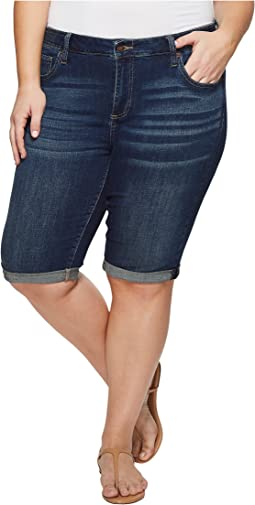 Lucky Brand - Plus Size Ginger Bermuda Shorts in Marana