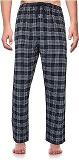 Classical Sleepwear Men's 100% Cotton Flannel Pajama Pants,