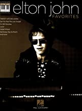 Elton John Favorites Songook: Note-for-Note Keyboard Transcriptions (Keyboard Recorded Versions)