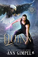 Quinn: An Urban Fantasy (Circle of Assassins Book 2) Kindle Edition