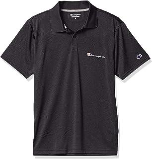 [チャンピオン] ポロシャツ 半袖 速乾 tシャツ 抗菌・防臭 スポーツウェア C3-RS305 メンズ