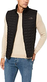 The North Face Men's M Thermoball Vest Thyme Tigrid Camo Print