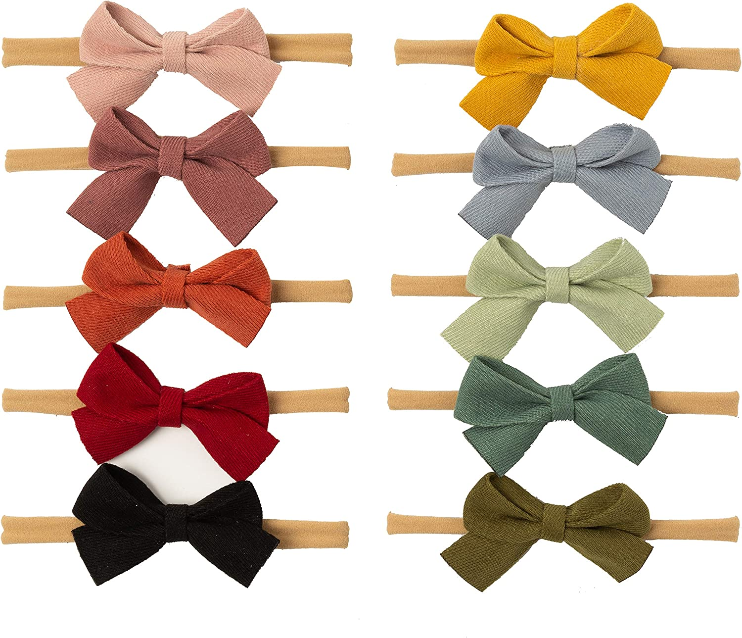 Freemuran Baby Girl Headbands and Bows Classic Newborn Sales results No. 1 K Toddler Infant