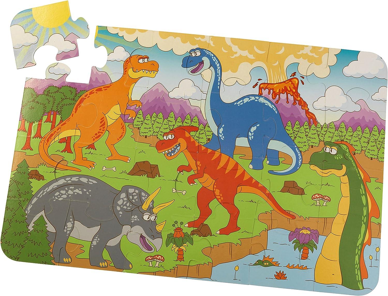 KidKraft Dinosaurs Floor Puzzle (24 Piece)