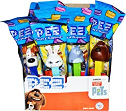Pez The Secret Life of Pets Candy Dispensers Pack of 12
