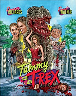 Tammy and the T-Rex (Limited Edition) [Blu-ray]