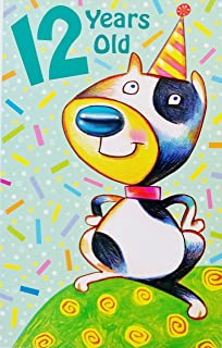 Best happy birthday cards for 12 year olds Reviews