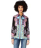 Versace Collection - Camicia Donna Tessuto