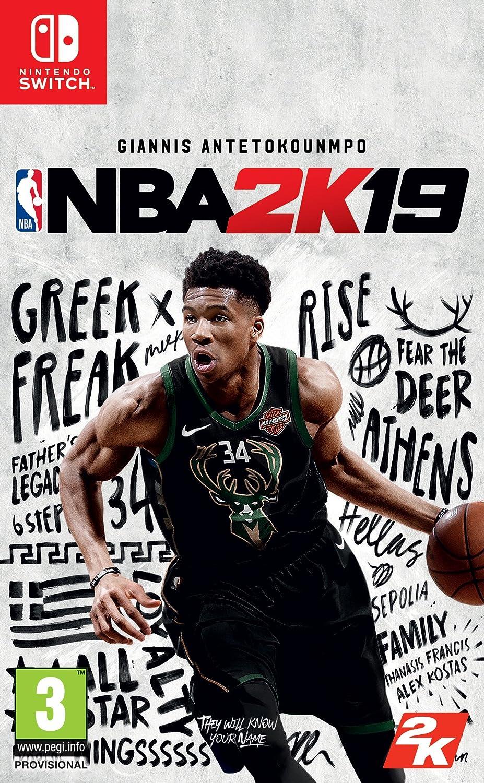 NBA 2K19 - Nintendo Switch [Importación inglesa]
