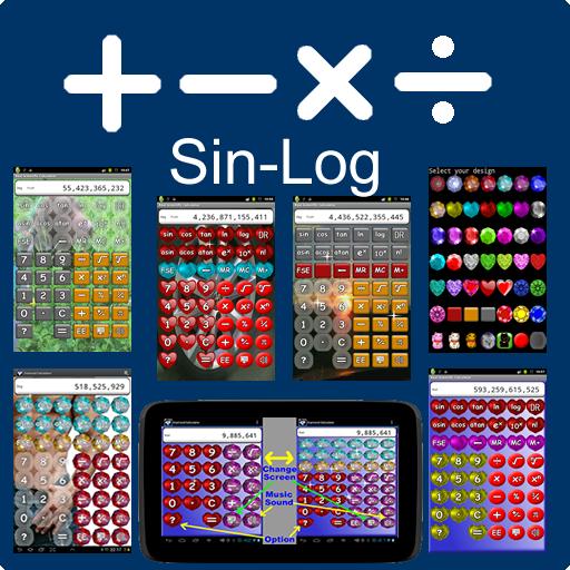Real Scientific Calculator, calculadora...