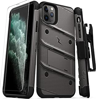 ZIZO Bolt Series iPhone 11 Pro Max Case – Heavy-Duty Military-Grade Drop Protection..