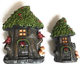 Best christmas fairy garden houses Reviews