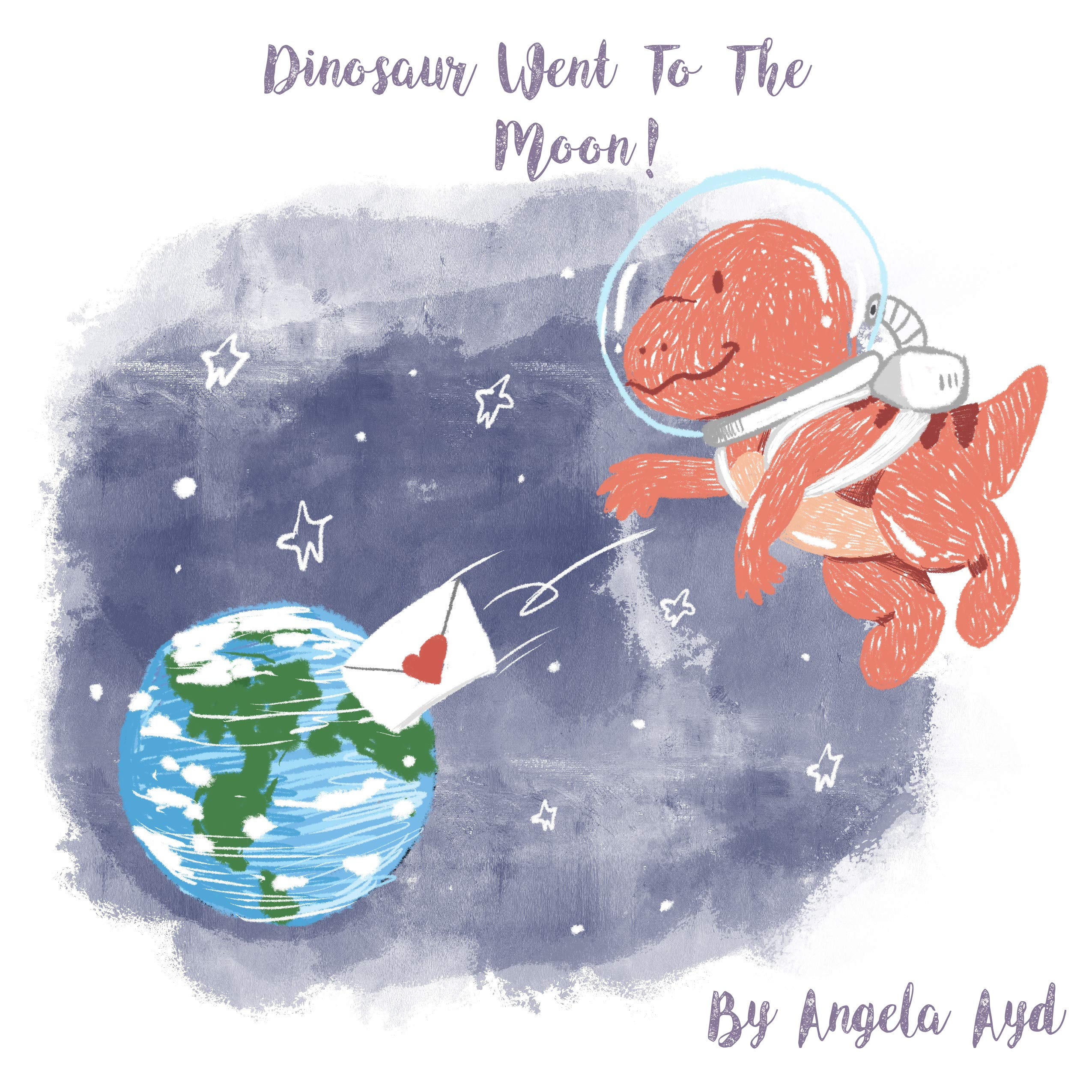 Dinosaur Went To The Moon!