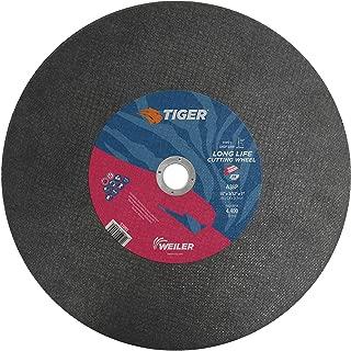 Carborundum 481-66252837845 Cutoff Wheel 1//8 5400 rpm Type 01 Aluminum Oxide 1 Pack of 10 Pack of 10 14 Diameter 1//8 1 Saint-Gobain Abrasives 14 Diameter