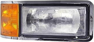 Dorman 888-5502 Driver Side Headlight Assembly For Select Mack Models