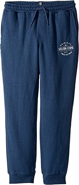 Volcom Kids Reload Fleece Pants (Big Kids)