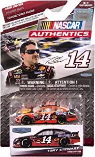NASCAR - 1:64th Collector Car - 2014 - Hard Drivers #14 (Tony Stewart)