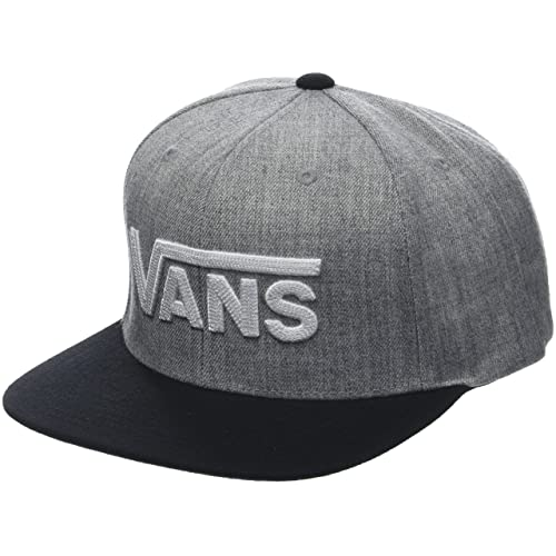 5dd0e676aa Vans Men s Drop V Ii Snapback Baseball Cap